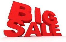 MASSIVE SALE HOUSEHOLD & STORE PRODUCTS Penrith Penrith Area Preview