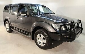 2013 Nissan Pathfinder R51 MY10 ST Grey 5 Speed Sports Automatic Wagon Edwardstown Marion Area Preview