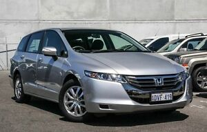 2012 Honda Odyssey 4th Gen MY12 Silver 5 Speed Sports Automatic Wagon Osborne Park Stirling Area Preview