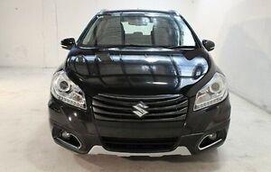 2014 Suzuki S-Cross JY GLX Black 7 Speed Constant Variable Hatchback Wayville Unley Area Preview