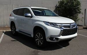 2015 Mitsubishi Pajero Sport White Sports Automatic Wagon Morphett Vale Morphett Vale Area Preview