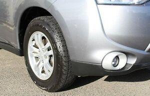 2013 Mitsubishi Outlander Grey Constant Variable Wagon Morphett Vale Morphett Vale Area Preview