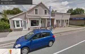 fourplex for sale - 3 stores and a house