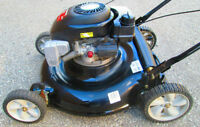 Lawnmower lawn mower Sale, all sizes, 04 different lawnmowers