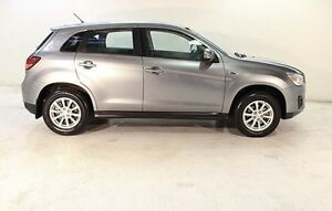 2013 Mitsubishi ASX XB MY13 2WD Grey 6 Speed Constant Variable Wagon Wayville Unley Area Preview
