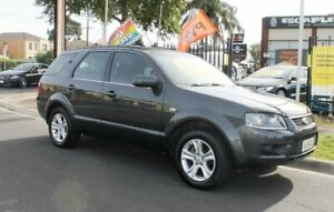 2009 Ford Territory SY MkII TX (RWD) Ego 4 Speed Auto Seq Sportshift Wagon Klemzig Port Adelaide Area Preview