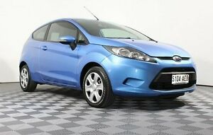 2009 Ford Fiesta WS CL Blue 4 Speed Automatic Hatchback Edwardstown Marion Area Preview