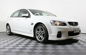 2012 Holden Commodore VE II MY12 SV6 White 6 Speed Sports Automatic Sedan Edwardstown Marion Area Preview