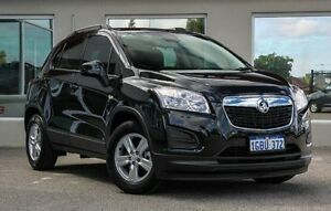 2016 Holden Trax TJ MY16 LS Black 6 Speed Automatic Wagon Bayswater Bayswater Area Preview