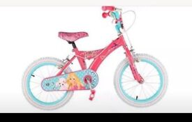 Barbie 16 inch Bike Brand New Boxed