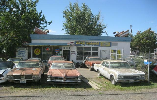 Dan's Vintage GM Garage