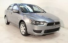 2013 Mitsubishi Lancer CJ MY13 ES Grey 6 Speed Constant Variable Sedan Wayville Unley Area Preview