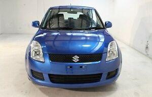 2010 Suzuki Swift RS415 Blue 5 Speed Manual Hatchback Wayville Unley Area Preview