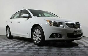 2014 Holden Cruze JH Series II MY14 Z Series White 6 Speed Sports Automatic Sedan Edwardstown Marion Area Preview