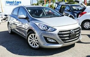 2015 Hyundai i30 GD3 Series II MY16 Active Silver 6 Speed Sports Automatic Hatchback Dandenong Greater Dandenong Preview