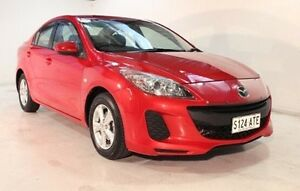2012 Mazda 3 BL10F2 Neo Activematic Red 5 Speed Sports Automatic Sedan Wayville Unley Area Preview