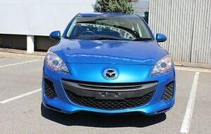 2013 Mazda 3 Blue Sports Automatic Hatchback Morphett Vale Morphett Vale Area Preview