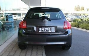 2009 Toyota Corolla ZRE152R Edge Grey 6 Speed Manual Hatchback Wayville Unley Area Preview