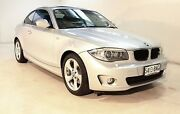 2012 BMW 125I E82 LCI MY0911 Steptronic Silver 6 Speed Sports Automatic Coupe Wayville Unley Area Preview