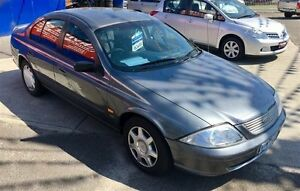 2000 Ford Falcon Auii Forte Grey 4 Speed Automatic Sedan Dandenong Greater Dandenong Preview