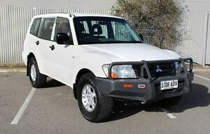 2006 Mitsubishi Pajero  White Sports Automatic Wagon Morphett Vale Morphett Vale Area Preview