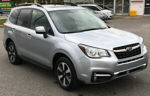2017 Subaru Forester TOURING,AWD SUNROOF, REARVIEW CAMERA