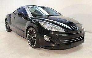 2011 Peugeot RCZ Black 6 Speed Manual Coupe Wayville Unley Area Preview