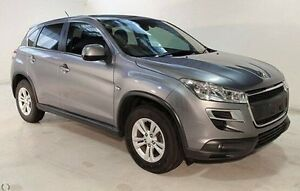 2012 Peugeot 4008 MY12 Active 2WD Grey 5 Speed Manual Wagon Wayville Unley Area Preview