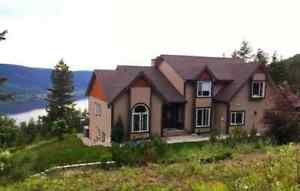 Amazing house on 5 acres, surrounded by crown land