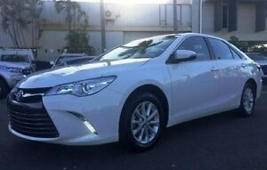 2015 Toyota Camry ASV50R Altise White 6 Speed Sports Automatic Sedan Berrimah Darwin City Preview