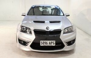 2011 Holden Special Vehicles GTS E Series 3 Silver 6 Speed Manual Sedan Wayville Unley Area Preview