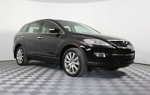 2008 Mazda CX-9 TB10A1 Luxury Black 6 Speed Sports Automatic Wagon Edwardstown Marion Area Preview