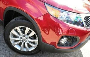 2011 Kia Sorento XM MY12 Platinum Red 6 Speed Sports Automatic Wagon Dandenong Greater Dandenong Preview