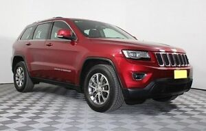 2013 Jeep Grand Cherokee WK MY2014 Laredo Red 8 Speed Sports Automatic Wagon Edwardstown Marion Area Preview