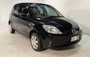 2006 Mazda 2 DY10Y2 Neo Black 5 Speed Manual Hatchback Wayville Unley Area Preview