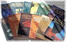 Tom slemen haunted liverpool book collection