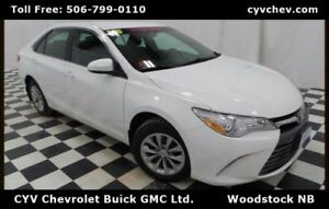 2015 Toyota Camry LE - Rear Camera - $56/Week