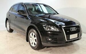 2010 Audi Q5 8R MY11 TDI S tronic quattro Black 7 Speed Sports Automatic Dual Clutch Wagon Wayville Unley Area Preview