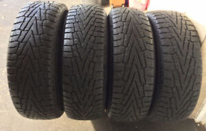 4 pneus hiver 185 65 15 nexen winguard 11/32