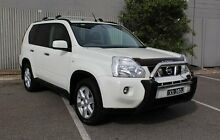 2010 Nissan X-Trail  White Constant Variable Wagon Morphett Vale Morphett Vale Area Preview