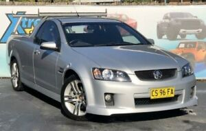 2009 Holden Ute VE MY09.5 SV6 Silver Manual Utility Campbelltown Campbelltown Area Preview