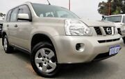 2010 Nissan X-Trail T31 MY10 ST Gold 6 Speed Manual Wagon Bellevue Swan Area Preview