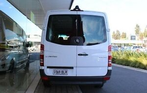 2015 Mercedes-Benz Sprinter NCV3 310CDI Low Roof MWB White 6 Speed Manual Van Wayville Unley Area Preview