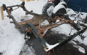 0 IIIII 0 2006 Jeep TJ Frame nice condition.  0 IIIII 0