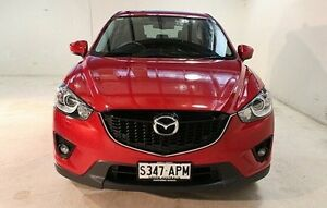 2012 Mazda CX-5 KE1071 Grand Touring SKYACTIV-Drive AWD Red 6 Speed Sports Automatic Wagon Edwardstown Marion Area Preview