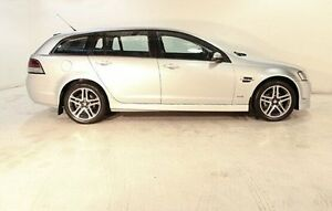 2010 Holden Commodore VE MY10 SV6 Sportwagon Silver 6 Speed Sports Automatic Wagon Wayville Unley Area Preview