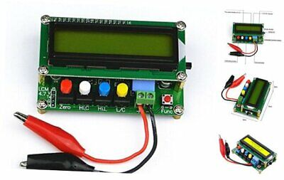 High Precision Inductance Meter Inductance Capacitance Lc Meter Digital