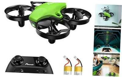 Potensic Upgraded A20 Mini Drone Easy to Fly Even to Kids and Beginners, Green