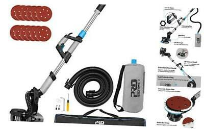 Prostormer Electric Drywall Sander Machine With Automatic Vacuum System 6.5a Dr