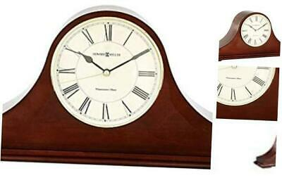 Christopher Mantel Clock 635-101 – Windsor Cherry Wood wit